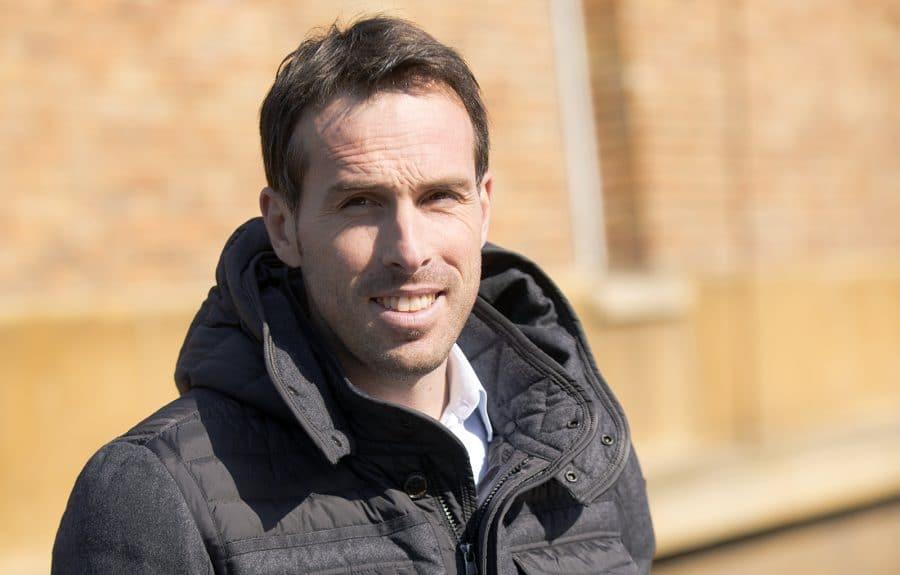 Fabrice Schmid, Directeur de l'agence de Metz partage son témoignage sur l'alternance