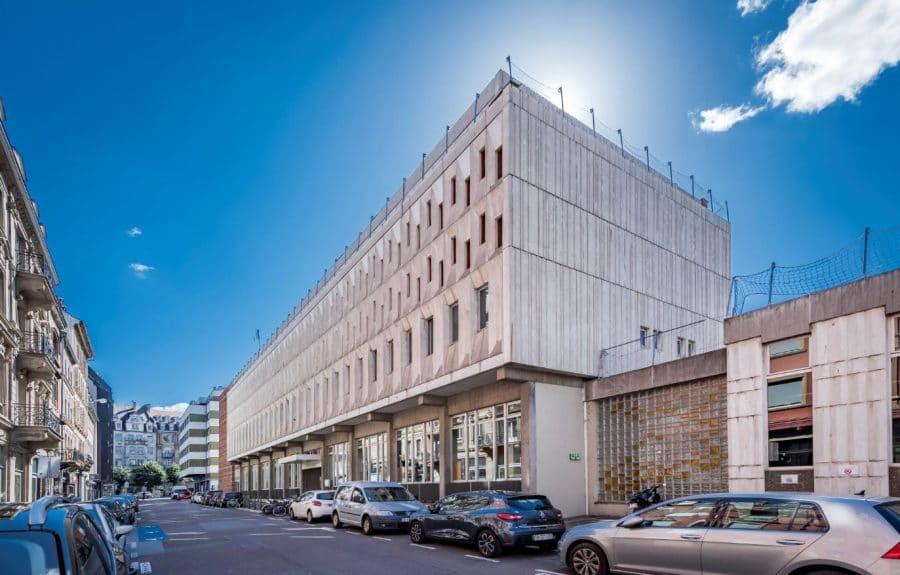 La médiathèque Olympe de Gouges de Strasbourg mise sur l'écoresponsabilité