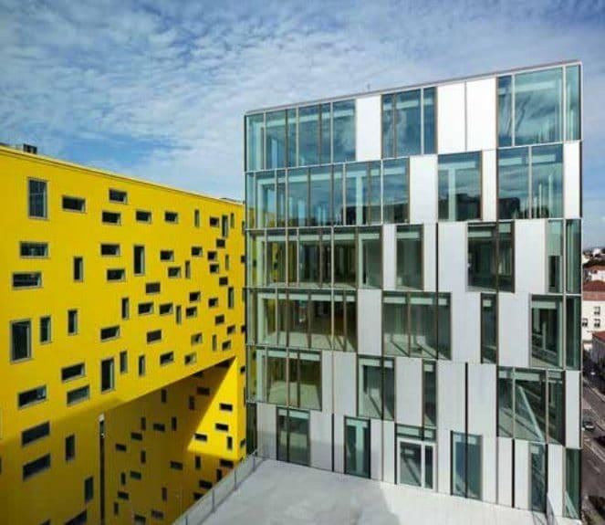La façade, un filtre entre deux mondes